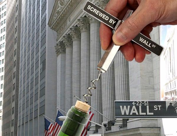Screwed By Wall Street