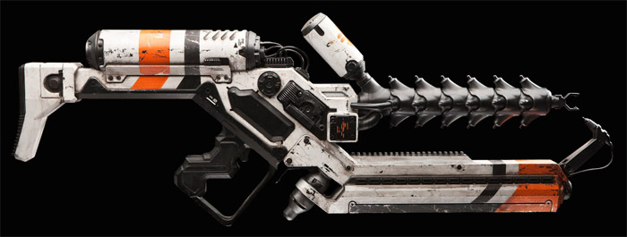 Full-Size District 9 Gun