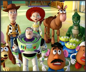 Trailer #2: Toy Story 3