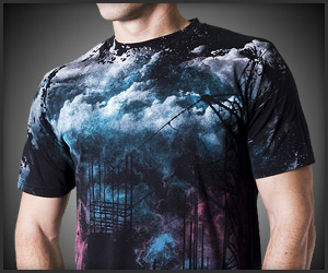 Electric Storm T-shirt