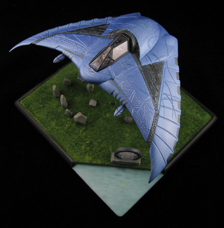 Stargate Goa'uld Death Glider