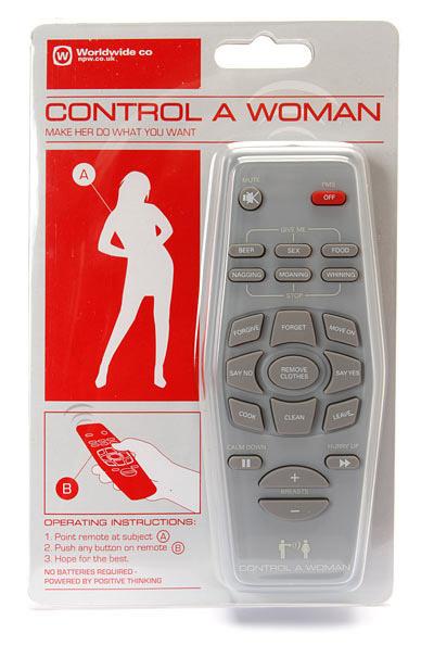 Control-a-Man/Woman