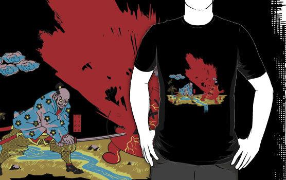 Koolest Samurai Ever T-shirt