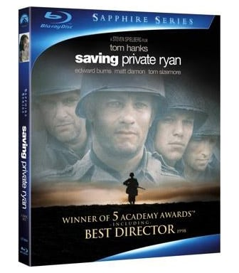 Blu-ray: Saving Private Ryan