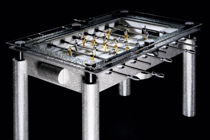 VIP Kicker Foosball Table