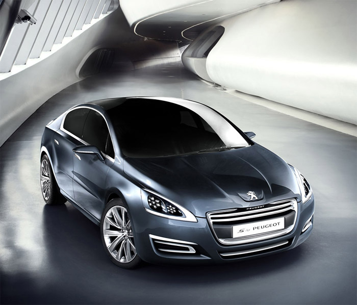 Concept: 5 by Peugeot