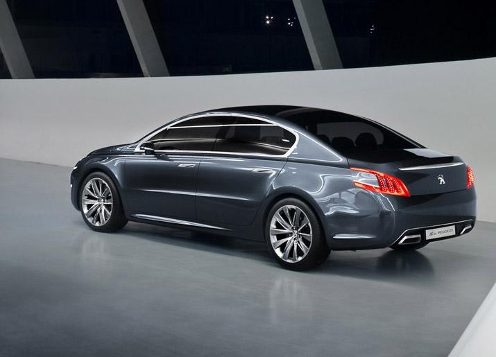 Concept: 5 by Peugeot