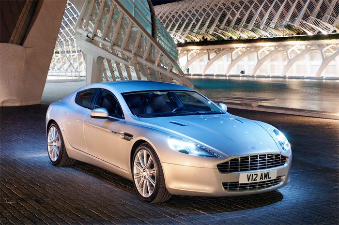 Pics: Aston Martin Rapide