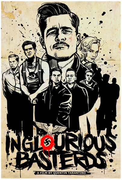 Lost Art: Inglourious Basterds