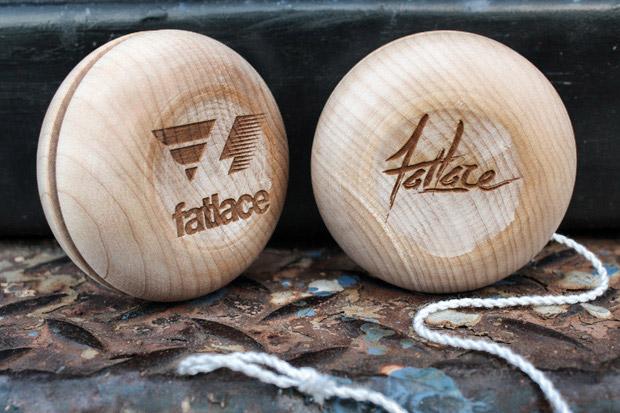 Fatlace x YoYoFactory Yo-yo