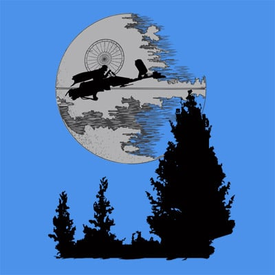 Moon Wars T-shirt