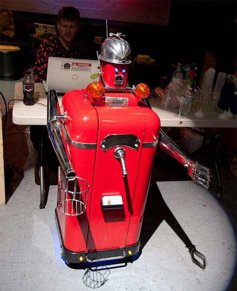 Photos: BarBot 2010