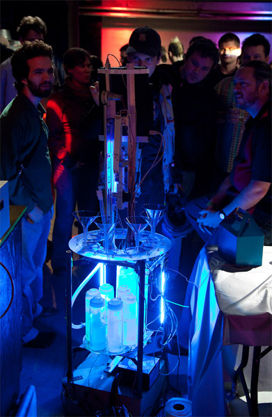 Photos: BarBot 2010