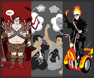 Chop Shop Geek Prints