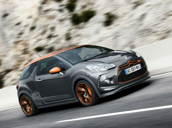 Citroen DS3 Racing LE