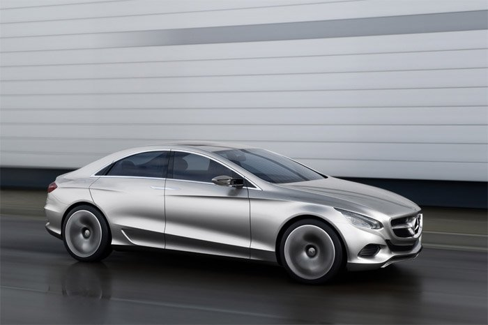 Concept: Mercedes F800 Style