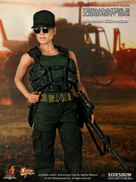 12″ Sarah Connor Figure