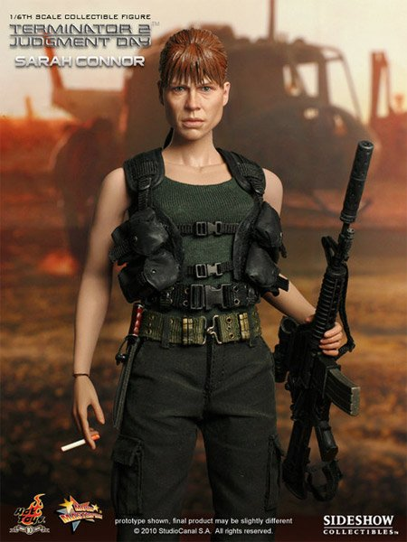 12″ Sarah Connor Figure