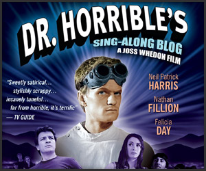 Blu-ray: Dr. Horrible