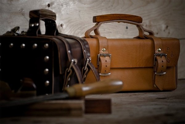Leather Case No 97a