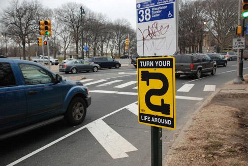 Subversive Street Signs
