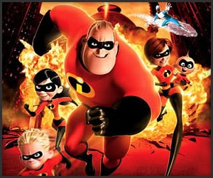 Incredibles Action Montage