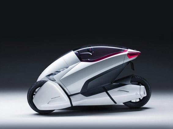 Concept: Honda 3R-C