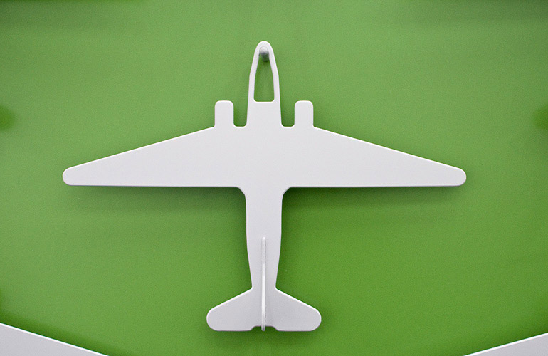 Tempelhof Airplane Hangers