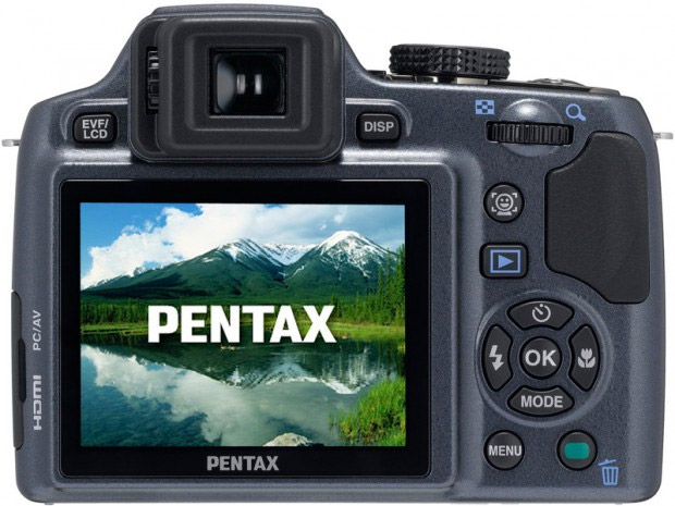 Pentax X90 Superzoom
