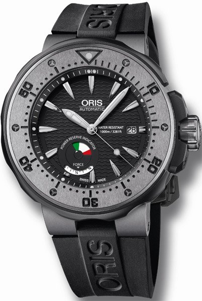 Oris Col Moschin Watch