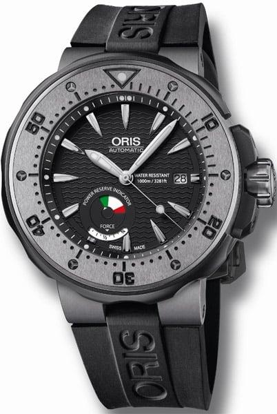 Oris Col Moschin Watch