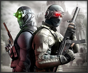 Multiplayer: Splinter Cell