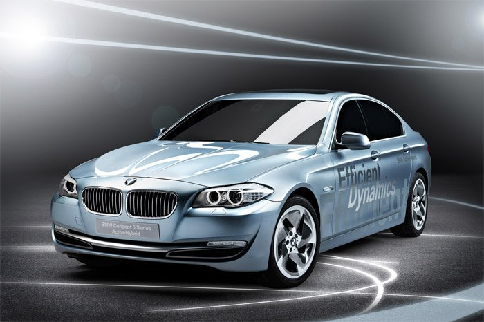 BMW 5 Series ActiveHybrid