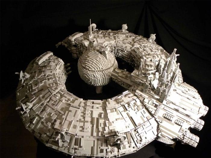 LEGO Droid Control Ship