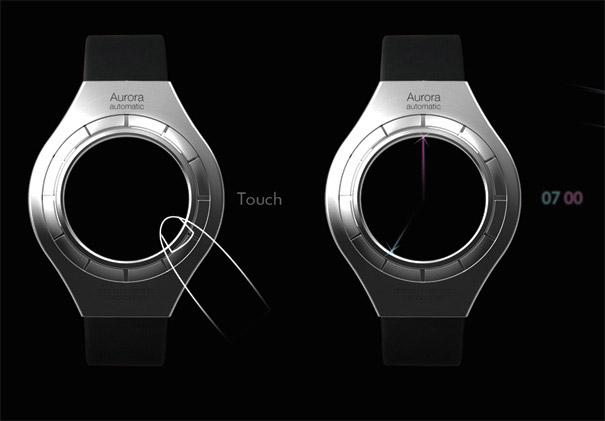 Concept: Aurora Watch