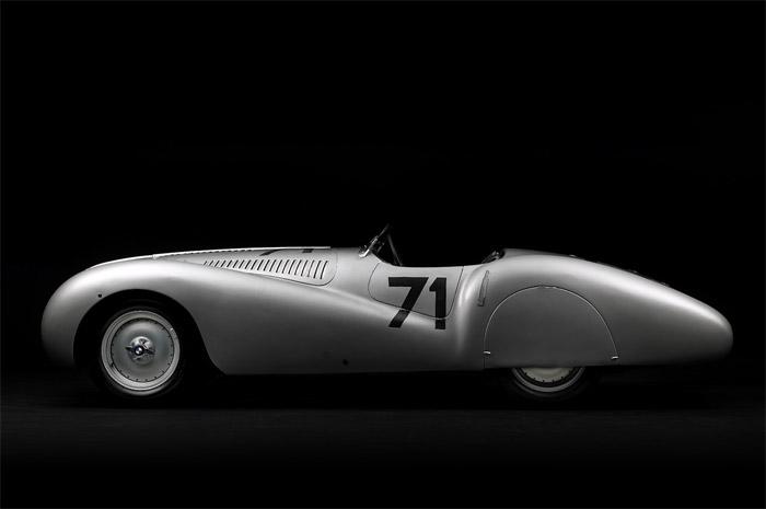 1937 BMW 328 Bugelfalte