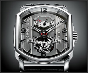 L.U.C. Engine One Tourbillon