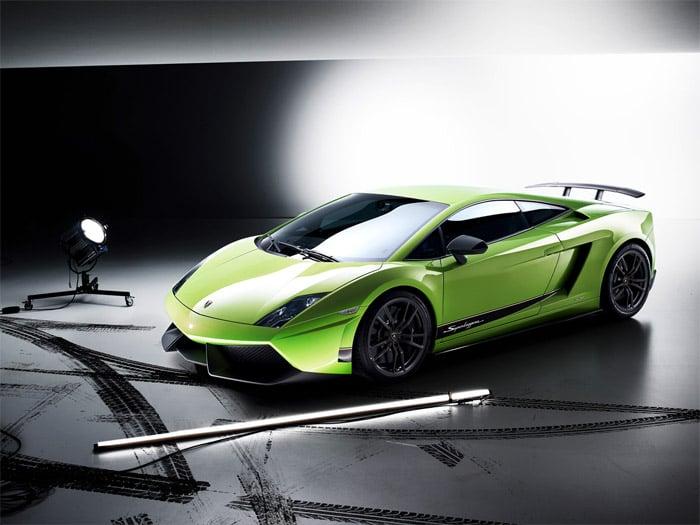 2011 Lamborghini Superleggera