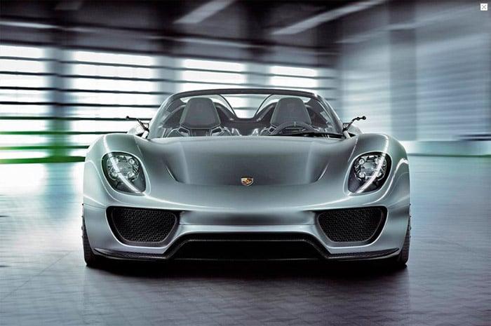 Concept: Porsche 918 Spyder