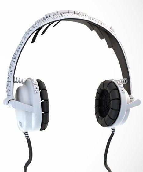 3D Printed Headphones