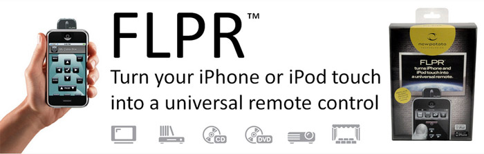 FLPR iPhone/iPod Remote