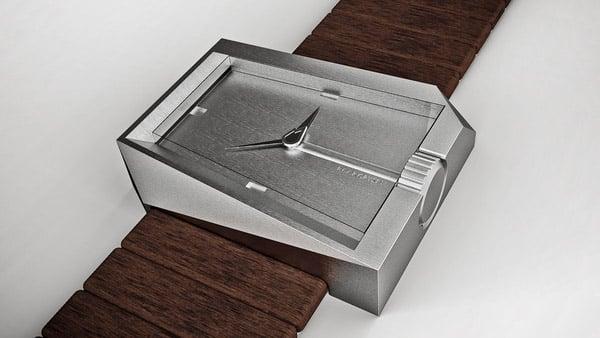 Concept: Rockcrystal Watch