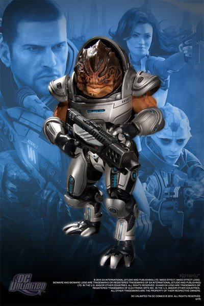 Mass Effect 2 S1 Figures