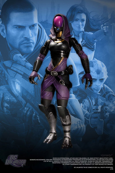 Mass Effect 2 S1 Figures