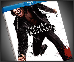 Blu-ray: Ninja Assassin