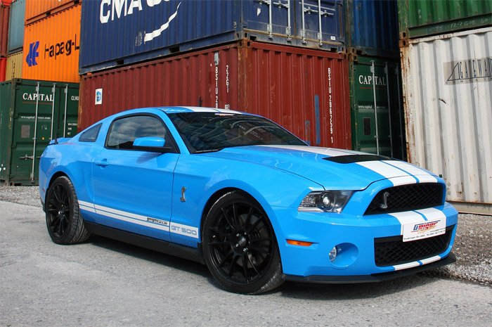 2010 Geiger Shelby GT500