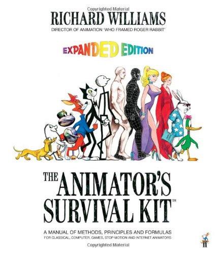 Animator's Survival Kit (Book)