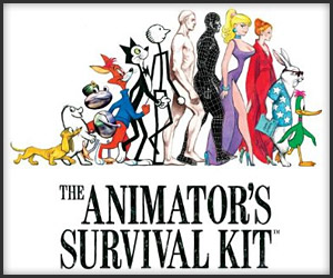 Animator's Survival Kit (Book)