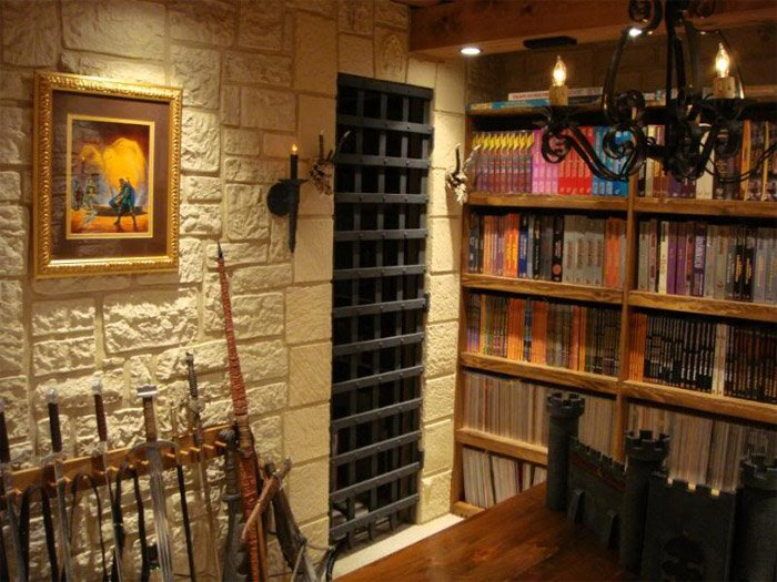 Ultimate D&D Room
