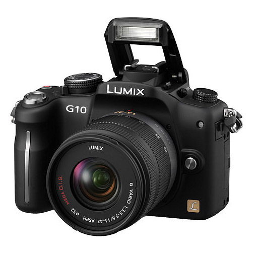 Panasonic DMC-G10K